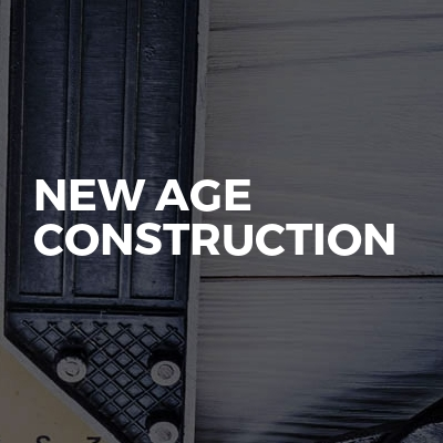 New Age Construction