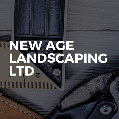 New Age Landscaping Ltd