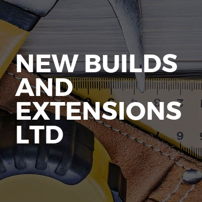 New Builds And Extensions Ltd