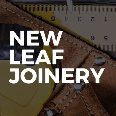 New Leaf Joinery