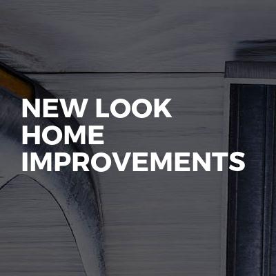 New look Home improvements