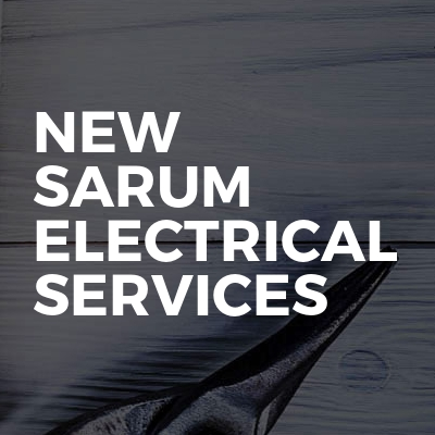 New Sarum Electrical Services