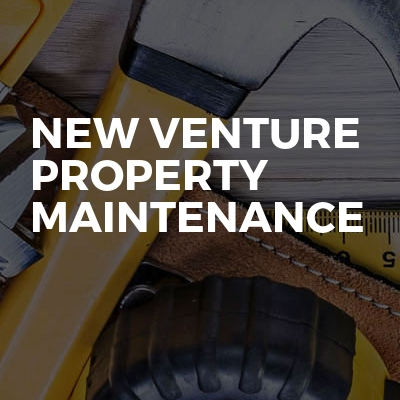 New Venture property maintenance