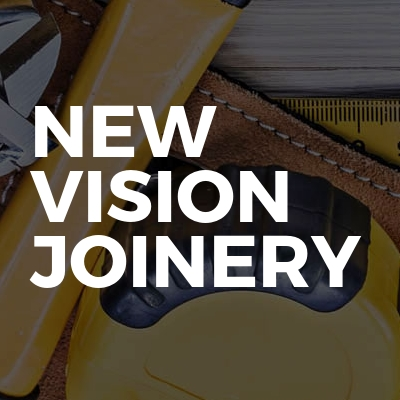 New vision joinery