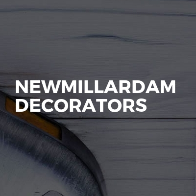 Newmillardam Decorators