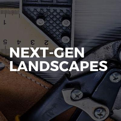 Next-Gen Landscapes