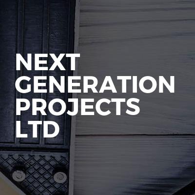 Next generation projects ltd