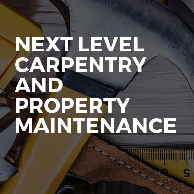 Next Level Carpentry and Property Maintenance