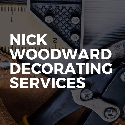 Nick Woodward  Decorating  Services