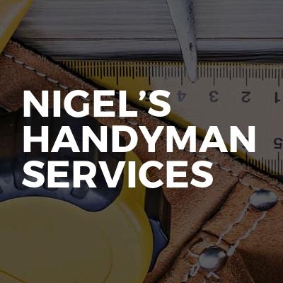 Nigel's Handyman Services