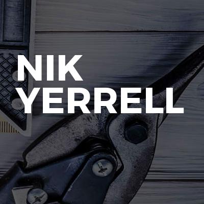 Nik Yerrell