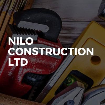 NILO Construction ltd