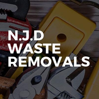 N.J.D Waste Removals
