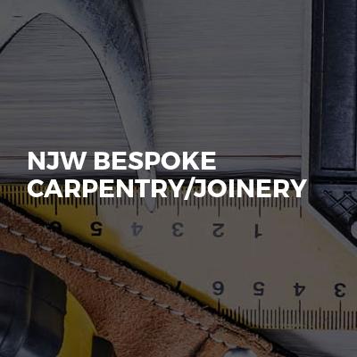 NJW Bespoke Carpentry/joinery