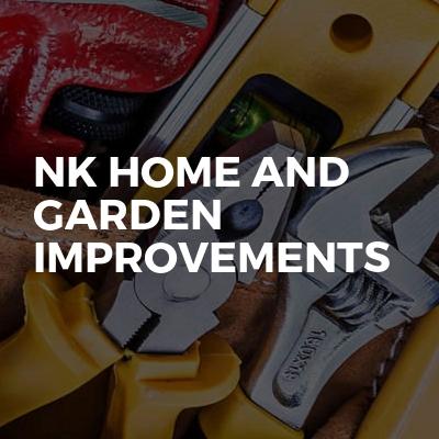 NK Home And Garden Improvements