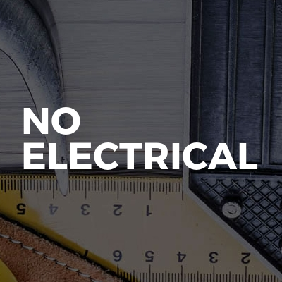 NO ELECTRICAL