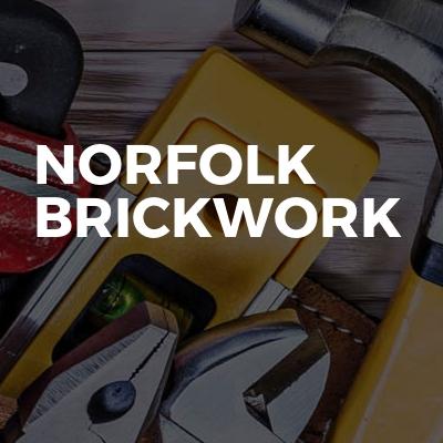 Norfolk brickwork