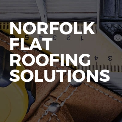 Norfolk Flat roofing solutions