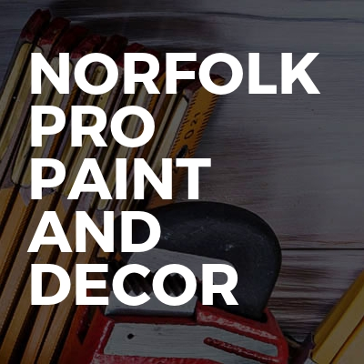 Norfolk Pro Paint And Decor