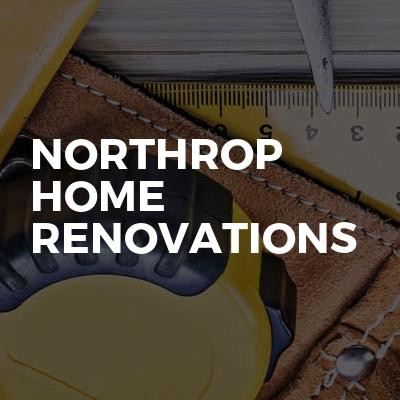 Northrop home Renovations