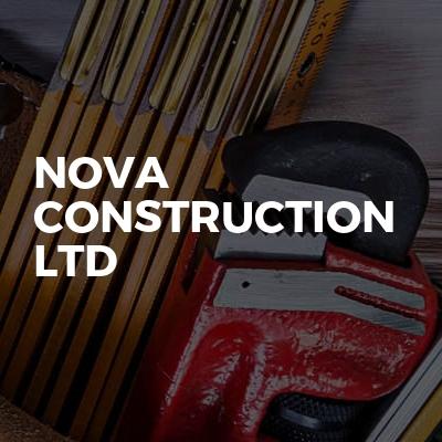 Nova construction ltd