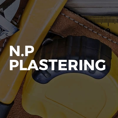 N.p Plastering