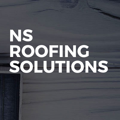 NS Roofing Solutions