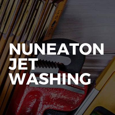 Nuneaton Jet Washing