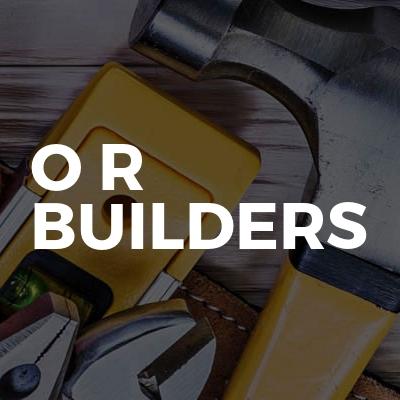 O R Builders