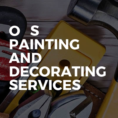 O   S PAINTING AND DECORATING SERVICES