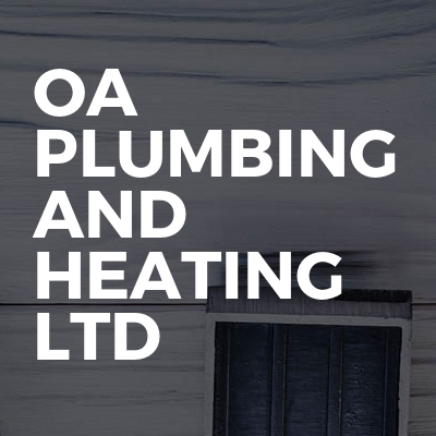 OA Plumbing And Heating Ltd