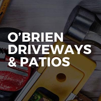 O'Brien driveways & patios
