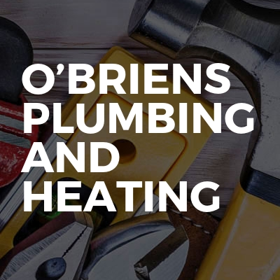 O'Briens plumbing and heating