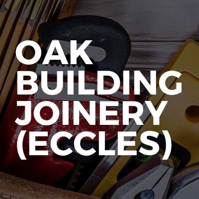 Oak building joinery (eccles)