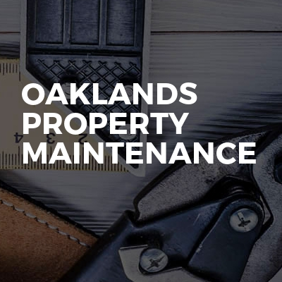 Oaklands Property Maintenance