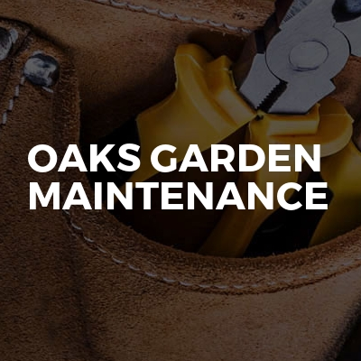 Oaks Garden Maintenance