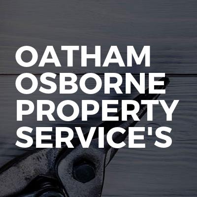 Oatham Osborne property service's