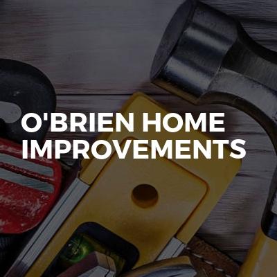 O'Brien Home Improvements