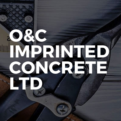 O&C Imprinted Concrete Ltd