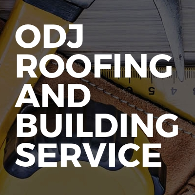 ODJ  Roofing And Building Service