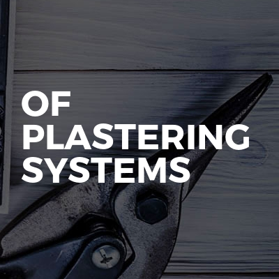 Lf plastering  systems