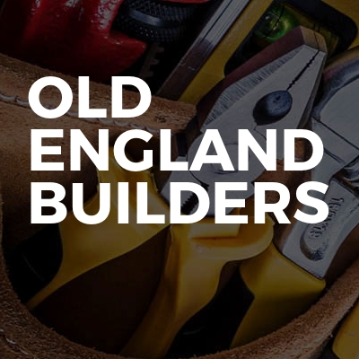 Old England Builders