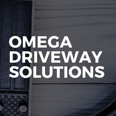 Omega Driveway Solutions
