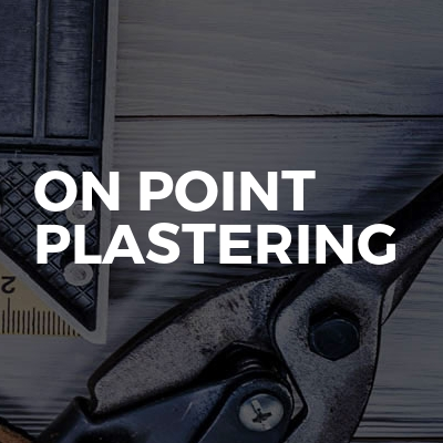 On Point Plastering