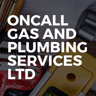Oncall Gas And Plumbing Services Ltd