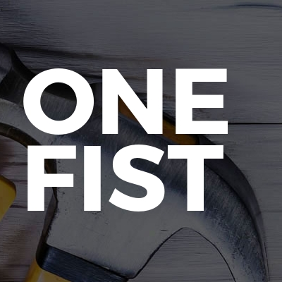 One fist