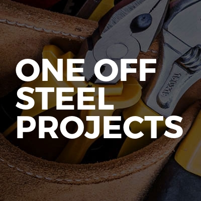 One Off Steel Projects