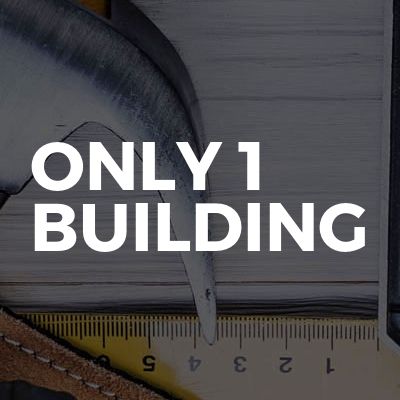 Only 1 Building