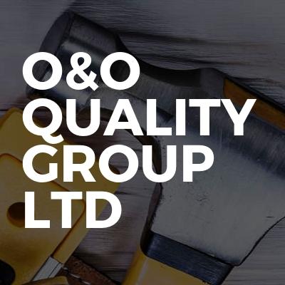 O&O Quality group ltd