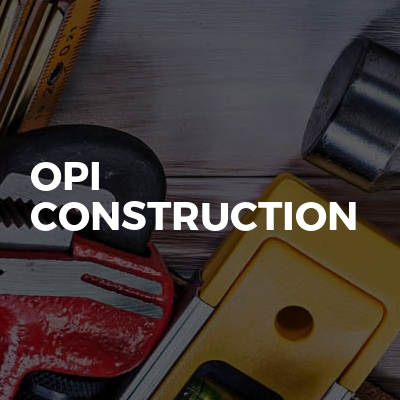 Opi construction